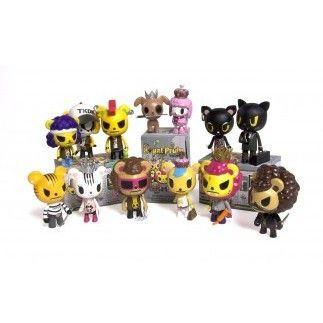 Tokidoki Royal Pride Vinyl Toy Collectibles (1 Blind Box)