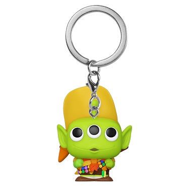 Disney Pixar Pocket Pop! Keychain Alien Remix Russell - Fugitive Toys