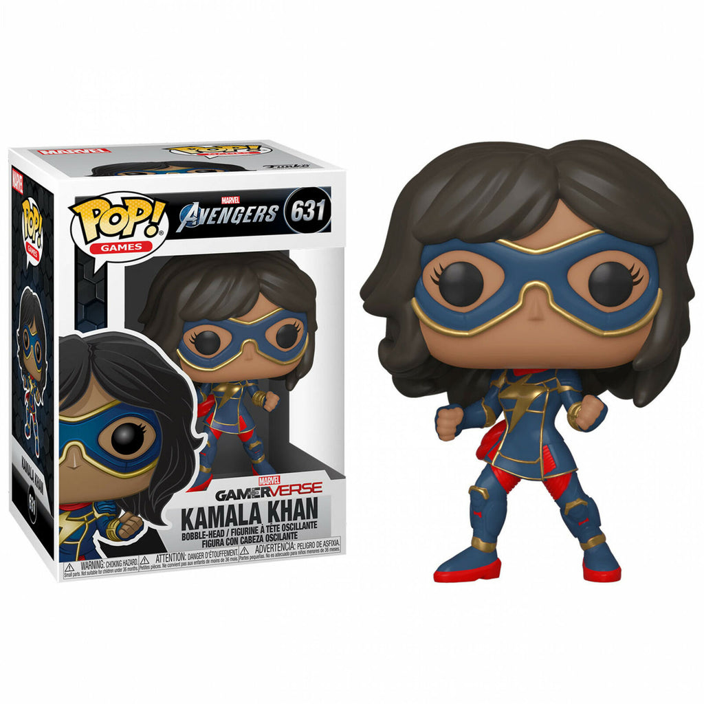 Marvel Avengers Game Pop! Vinyl Figure Kamala Khan [631]