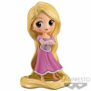 Disney Q Posket Girlish Charm Rapunzel [Pink Dress]