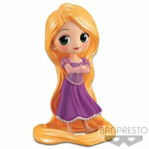 Disney Q Posket Girlish Charm Rapunzel [Purple Dress]