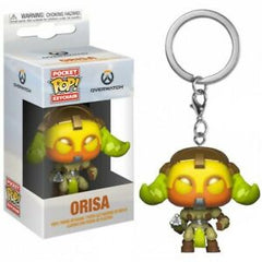 Overwatch Pocket Pop! Keychain Orisa