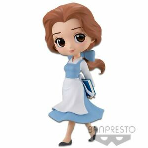 Disney Q Posket Belle Country Style [Light Blue Dress]