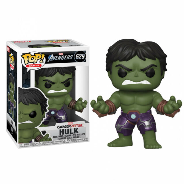 Marvel Avengers Game Pop! Vinyl Figure Hulk [629]