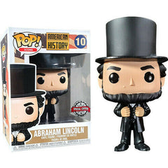 American History Pop! Vinyl Figure Abraham Lincoln [10] - Fugitive Toys