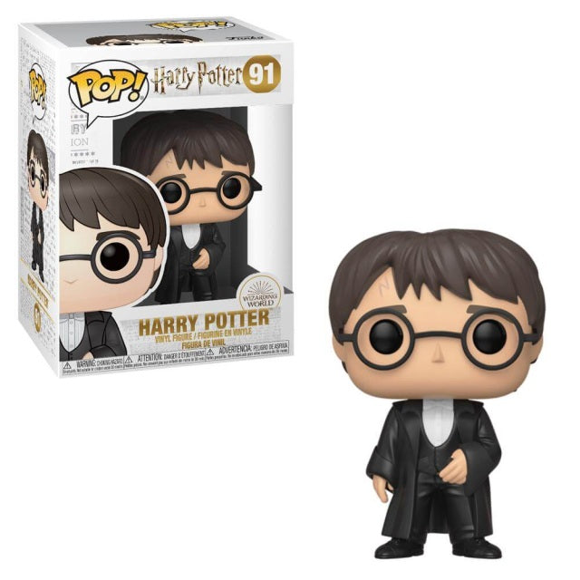 Harry Potter Pop! Vinyl Figure Harry Potter (Yule) [91]
