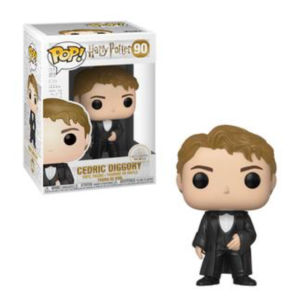 Harry Potter Pop! Vinyl Figure Cedric Diggory (Yule) [90]