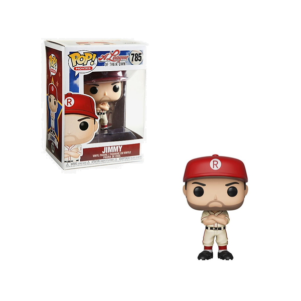 A League Of Their Own Pop! Vinyl Figure Jimmy [785] - Fugitive Toys