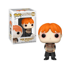 Harry Potter Pop! Vinyl Figure Ron Weasley (Puking Slugs with Bucket) [114] - Fugitive Toys