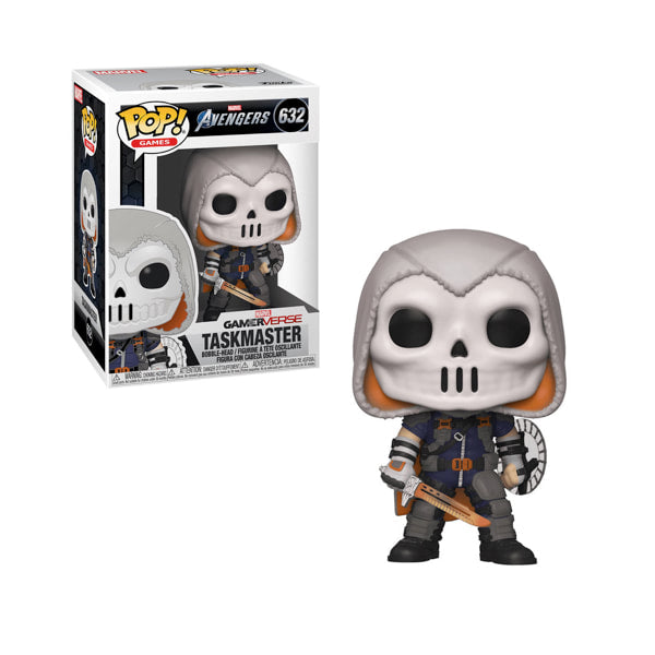 Marvel Avengers Game Pop! Vinyl Figure Taskmaster [632]