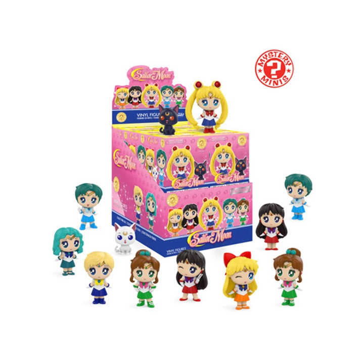 Sailor Moon [Speciality Series] Mystery Minis: (Case of 12) - Fugitive Toys