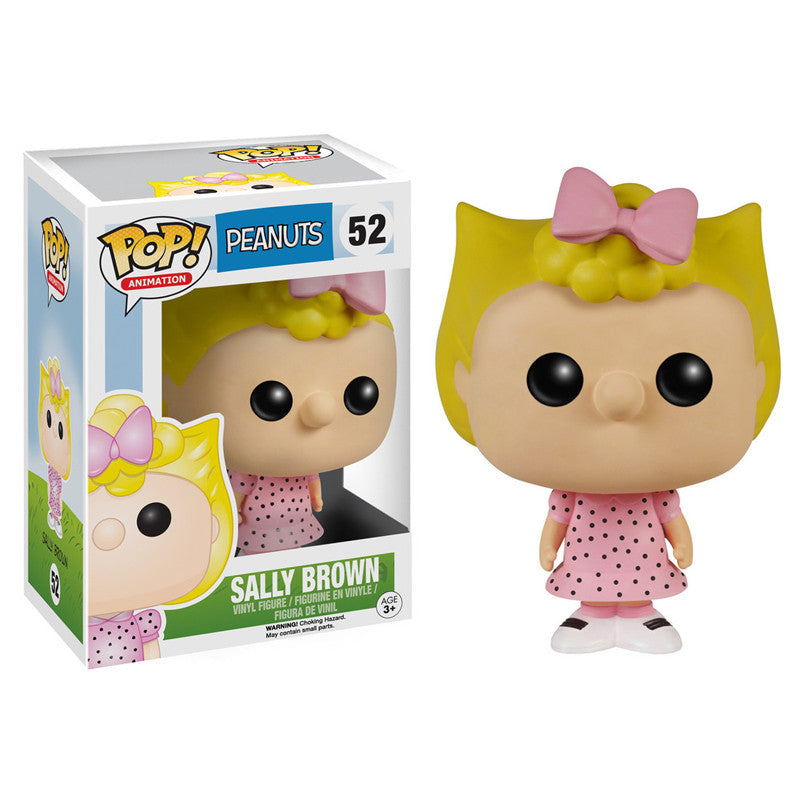 Peanuts Pop! Vinyl Figure Sally Brown