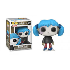 Sally Face Game Pop! Vinyl Sally Face [472] - Fugitive Toys