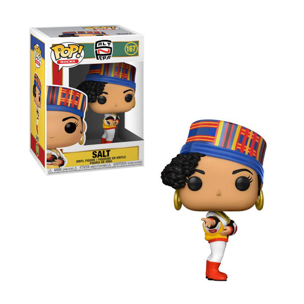 Salt-N-Pepa Pop! Vinyl Figure Salt [167]