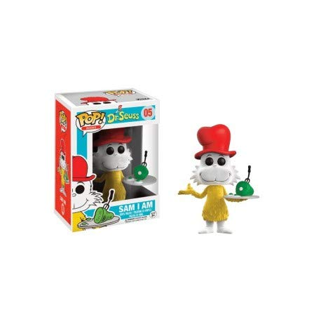 Dr. Seuss Pop! Vinyl Figure Sam I Am (Barnes and Noble Exclusive) [05] - Fugitive Toys