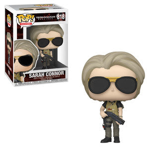 Terminator: Dark Fate Pop! Vinyl Figure Sarah Connor [818]