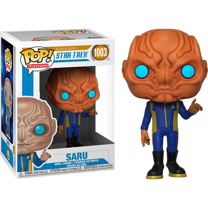 Star Trek Discovery Pop! Vinyl Figure Saru [1003]
