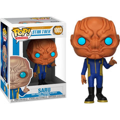 Star Trek Discovery Pop! Vinyl Figure Saru [1003] - Fugitive Toys