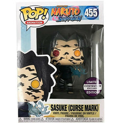 Naruto Pop! Vinyl Figure Sasuke (Curse Mark) [455]
