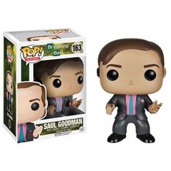 Breaking Bad Pop! Vinyl Figure Saul Goodman - Fugitive Toys