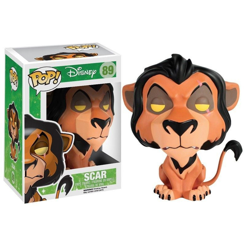 Disney Pop! Vinyl Figure Scar [The Lion King]
