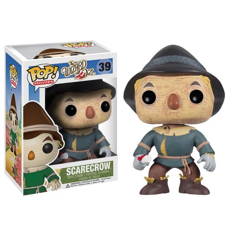 Movies Pop! Vinyl Figure Scarecrow [Wizard of Oz] [39]