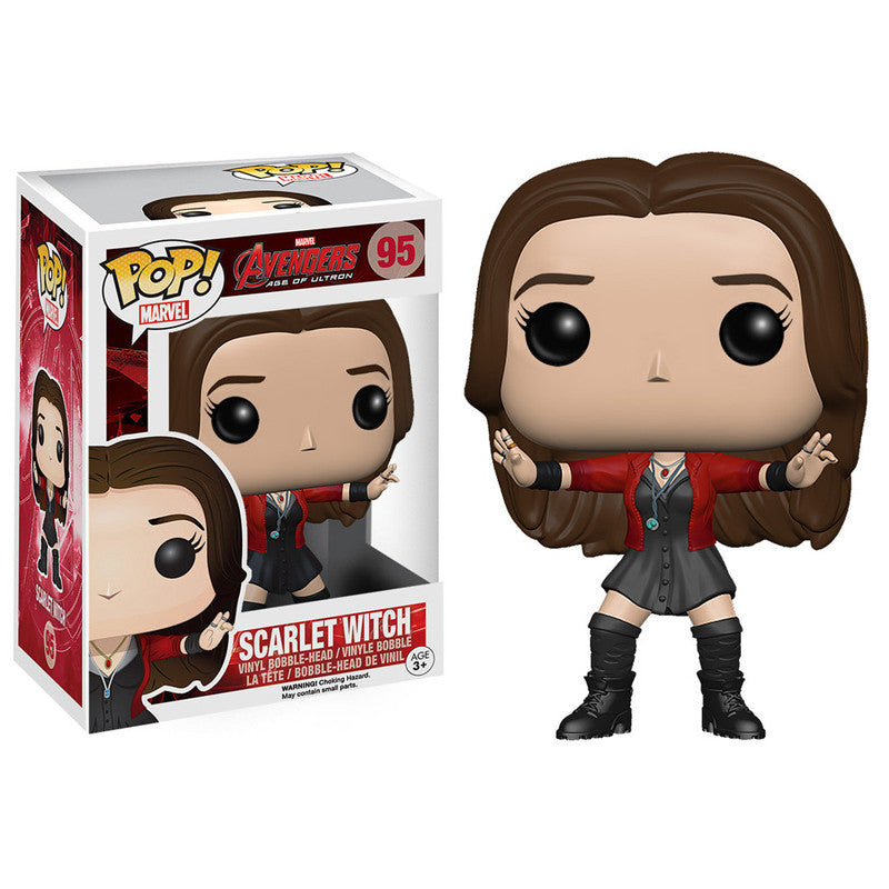 Marvel Avengers: Age of Ultron Pop! Vinyl Bobblehead Scarlet Witch