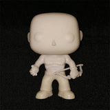 Island Scarred Oliver Queen WHITE [Arrow] Proto