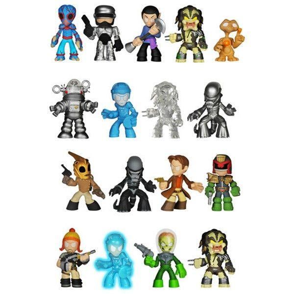 Science Fiction Mystery Minis: (1 Blind Box)
