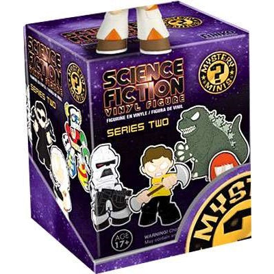 Science Fiction Series 2 Mystery Minis: (1 Blind Box)