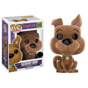 Scooby Doo Pop! Vinyl Figure Scooby-Doo (Flocked) [149]