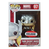Marvel Pop! Vinyl Bobblehead Secret Wars Thor [Exclusive] - Fugitive Toys
