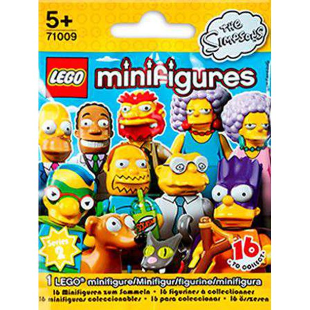 LEGO Minifigures The Simpsons Series 2 (71009) (1 Blind Pack)