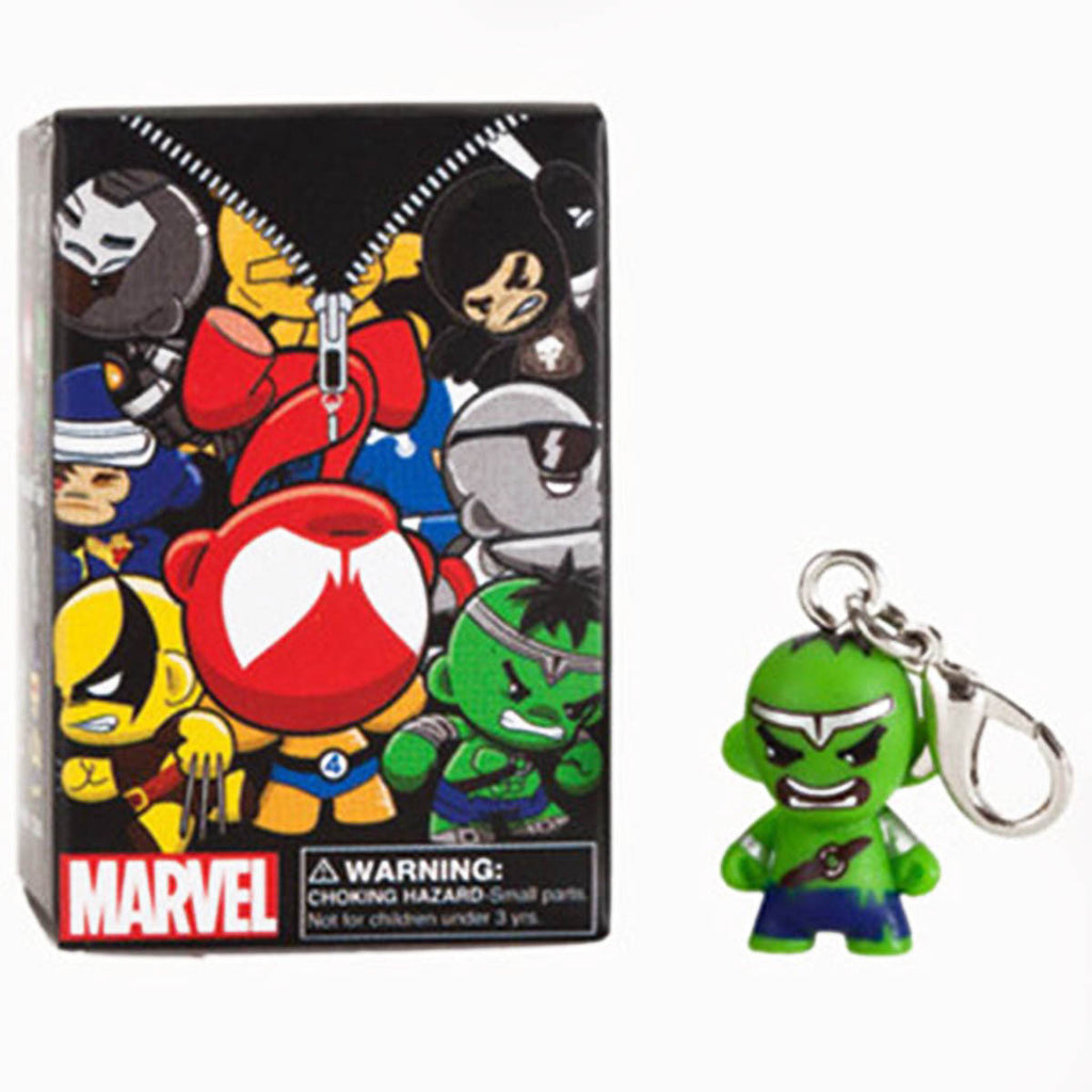 Kidrobot Marvel Munny Zipper Pulls Series 2: (1 Blind Box)
