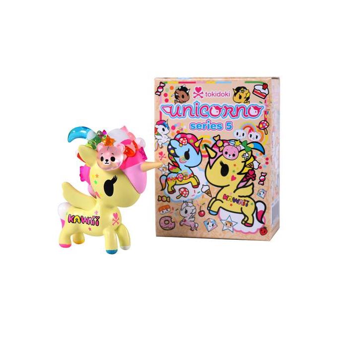Tokidoki Unicorno Series 5: (1 Blind Box)