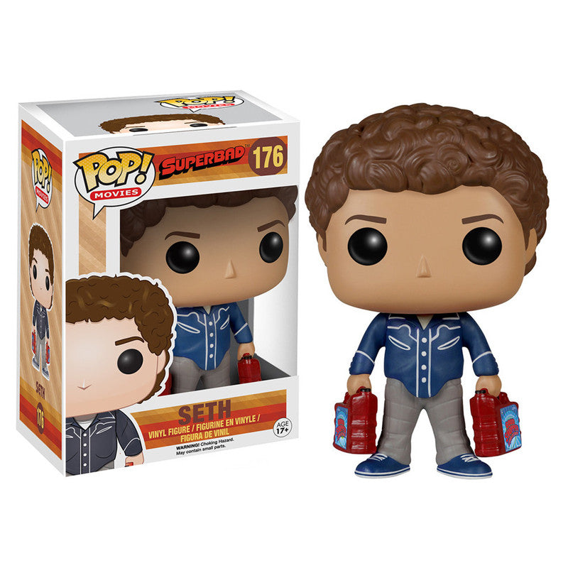 Movies Pop! Vinyl Figure Seth [Superbad]