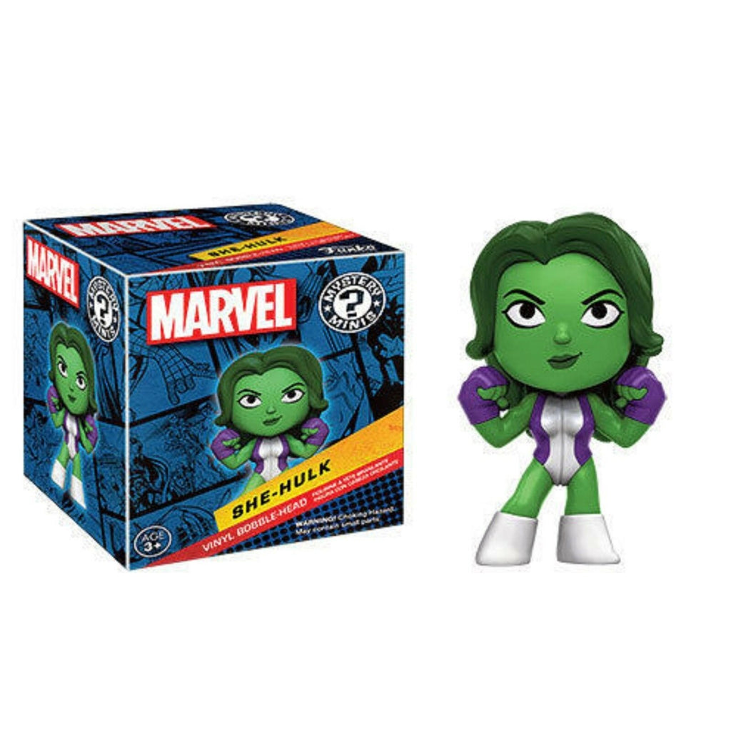 Marvel She-Hulk [Collector Corps Exclusive] Mystery Mini: (1 Blind Box)
