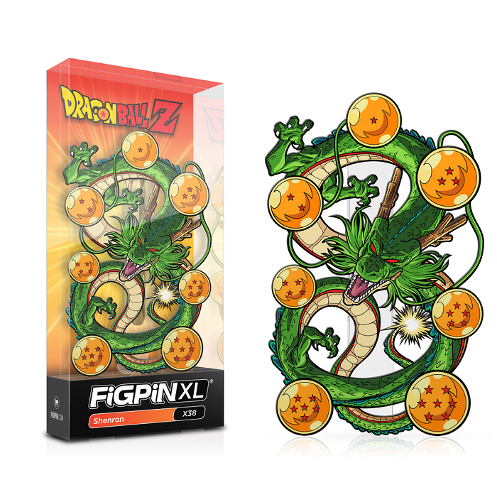Dragon Ball Z: FiGPiN XL Enamel Pin Shenron [X38]