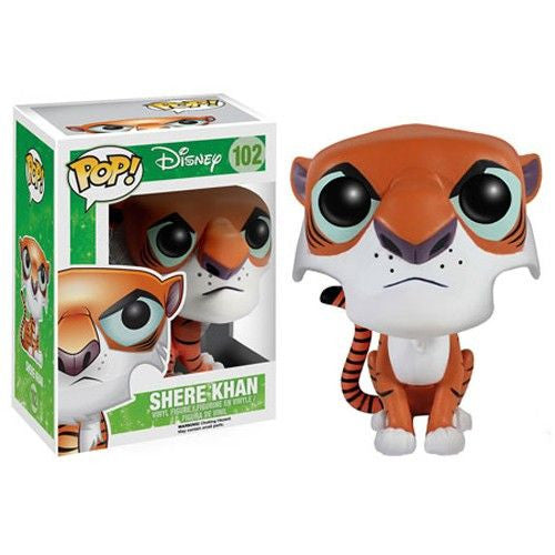 Disney Pop! Vinyl Figure Shere Khan [The Jungle Book]