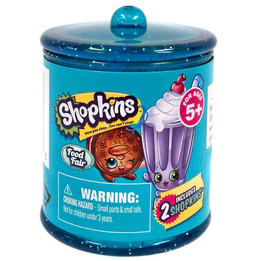 Shopkins Food Fair: (1 Blind Pack)