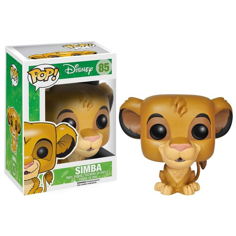 Disney Pop! Vinyl Figure Simba [The Lion King] - Fugitive Toys