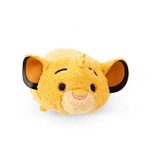 Disney The Lion King Simba Tsum Tsum Mini Plush