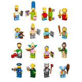 LEGO Minifigures The Simpsons Series 1 (71005) (1 Blind Pack) - Fugitive Toys