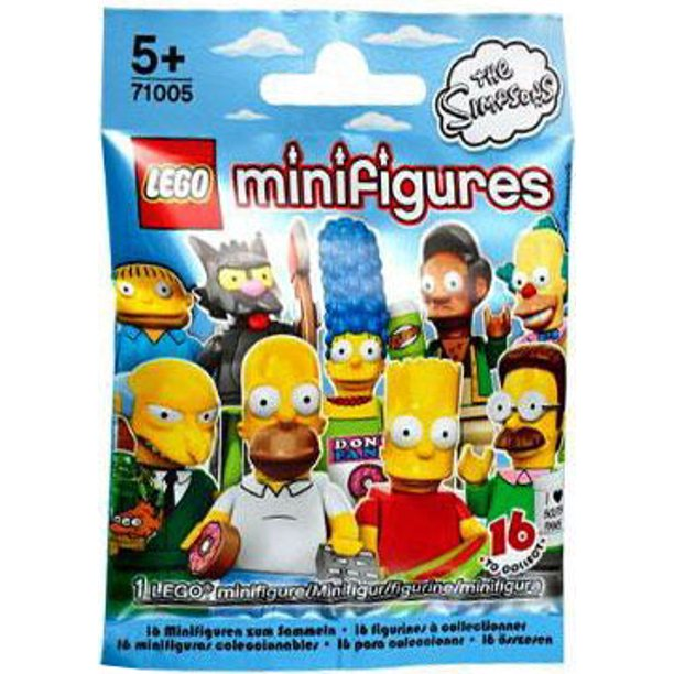 LEGO Minifigures The Simpsons Series 1 (71005) (1 Blind Pack)