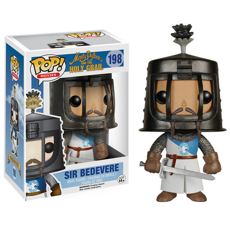 Movies Pop! Vinyl Figure Sir Bedevere [Monty Python and the Holy Grail] - Fugitive Toys