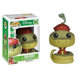 Disney Pop! Vinyl Figure Sir Hiss [Robin Hood] - Fugitive Toys