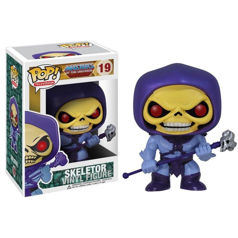 Masters of the Universe Pop! Vinyl Figure Skeletor