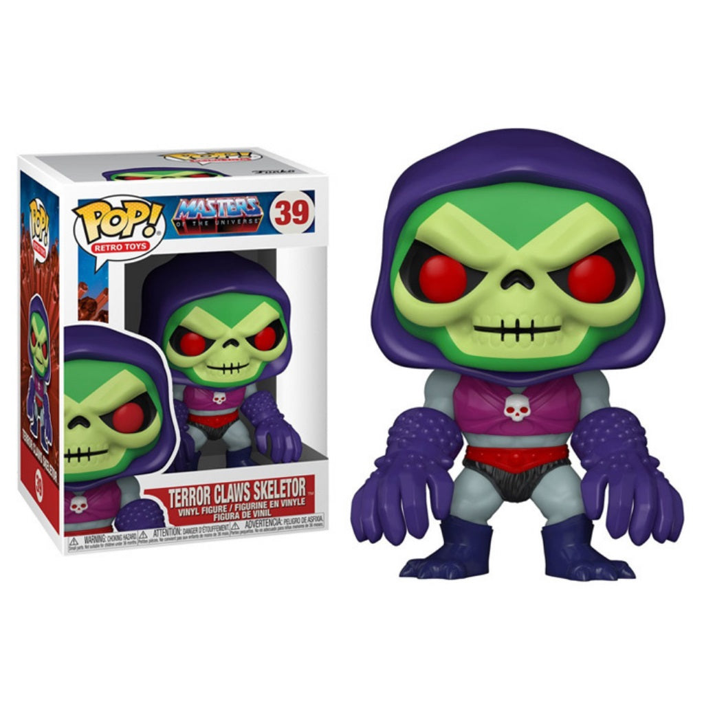 Masters of the Universe Pop! Vinyl Figure Terror Claws Skeletor [39]