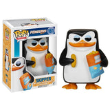 Movies Pop! Vinyl Figure Skipper [Penguins of Madagascar]