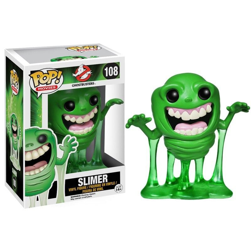 Movies Pop! Vinyl Figure Slimer [Ghostbusters]